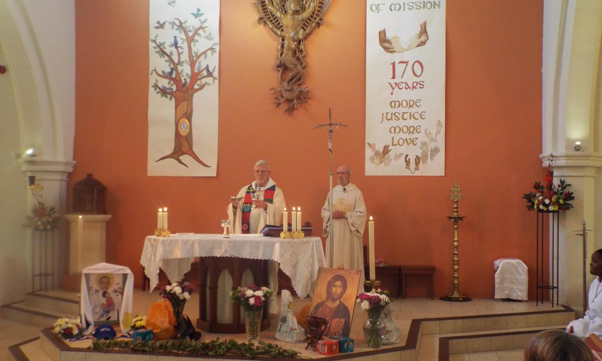 Mass Times | St Nicholas of Tolentino RC Church