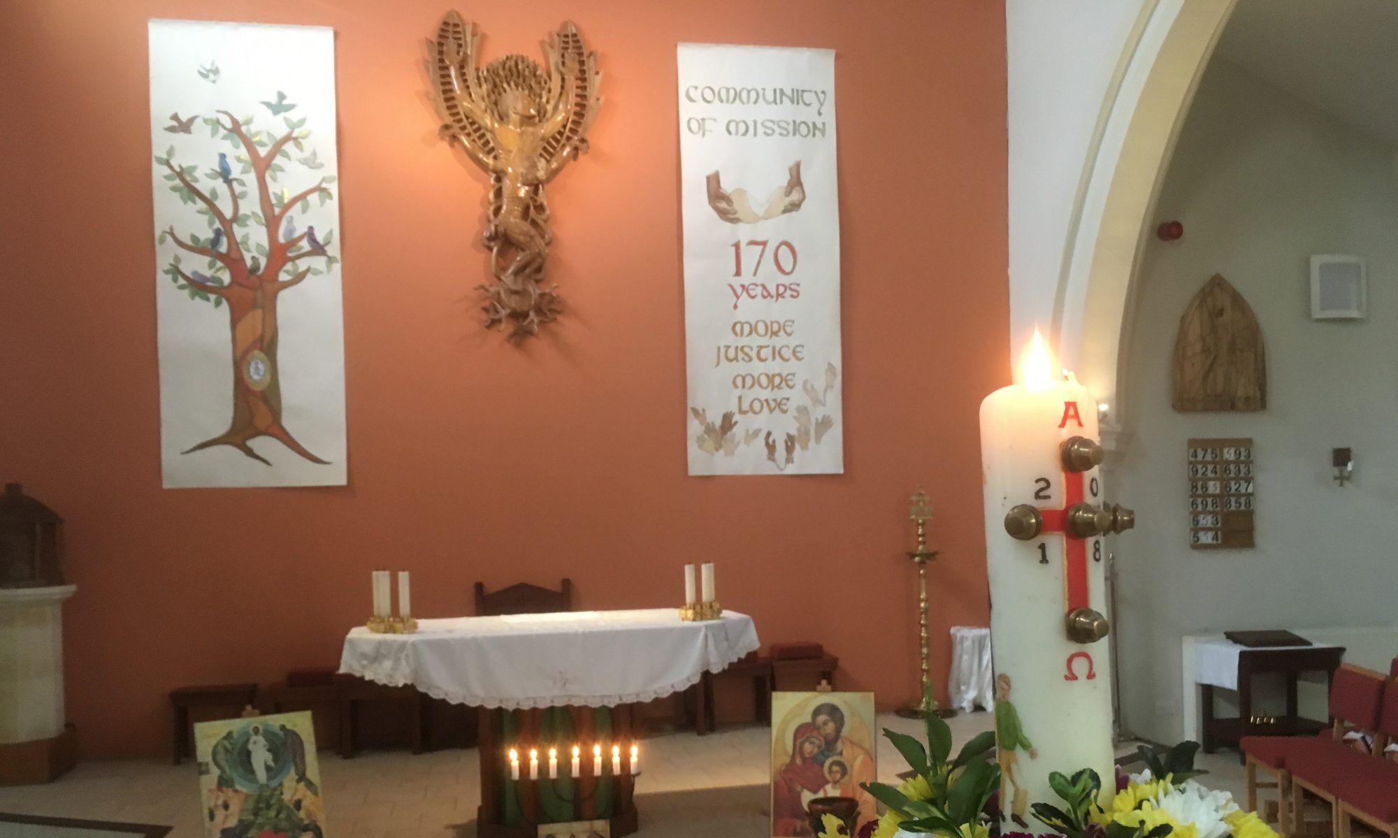 St Nicholas of Tolentino RC Church